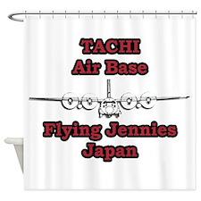 Tachi AB C-130 Japan Shower Curtain