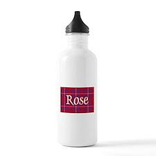Tartan - Rose Water Bottle