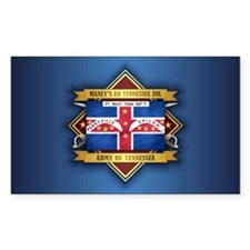 1st Tennessee Volunteer Infantry Decal