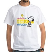 Happiness is being a Grandpa Shirt
