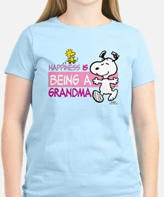 Happiness Is Grandma T-Shirt