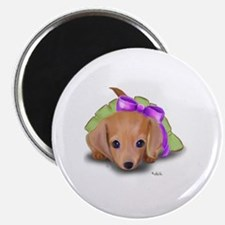 ByCatiaCho Doxie Pup Magnet