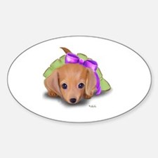 ByCatiaCho Doxie Pup Decal