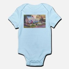 Boothbay Area Cottage Body Suit