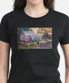 Boothbay Area Cottage T-Shirt