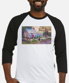 Boothbay Area Cottage Baseball Jersey