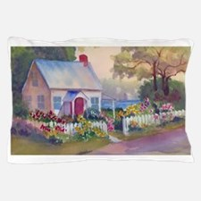 Boothbay Area Cottage Pillow Case