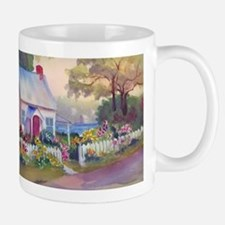 Boothbay Area Cottage Mugs
