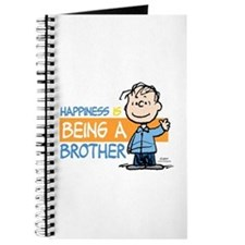 Happiness is being a Brother Journal