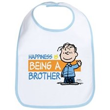 Happiness is being a Brother Bib