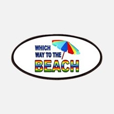 Beach Search Patch
