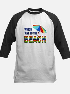 BEACH SEARCH Baseball Jersey