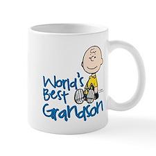 World's Best Grandson Small Mug
