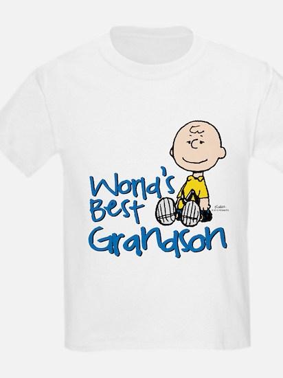 World's Best Grandson T-Shirt