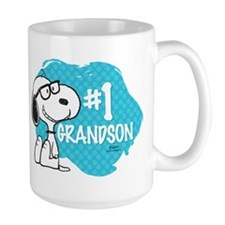 Number One Grandson Coffee Mug