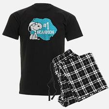Number One Grandson Pajamas