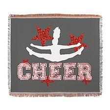 Cheerleader Woven Blanket