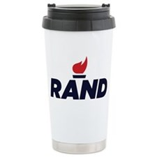 RAND PAUL logo Travel Mug