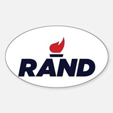 Rand Paul Logo Decal