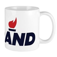 RAND PAUL logo Mugs