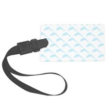 'Dolphins' Luggage Tag