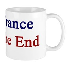 With France Until The End  Mug