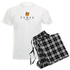 Tybee Island - Georgia. Pajamas