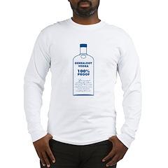 Vodka Long Sleeve T-Shirt