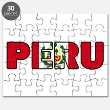 Peru Puzzle