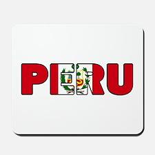 Peru Mousepad