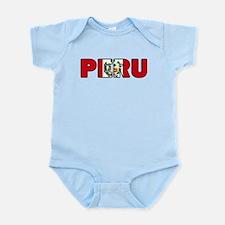 Peru Body Suit