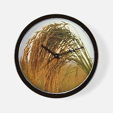 Long Grain Rice Wall Clock