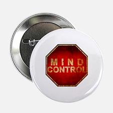 """Unique Mind control 2.25"""" Button"""