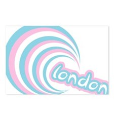 London Circles Postcards (Package of 8)