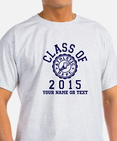 Class Of 2015 Track and Field T-Shirt