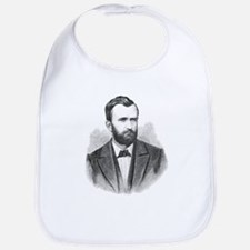 Ulysses S. Grant Illustrative Portrait Bib