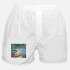 Water life Boxer Shorts
