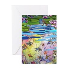 Water life Greeting Card
