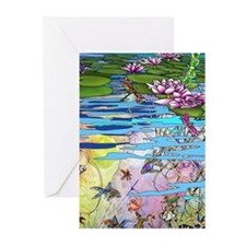 Water life Greeting Cards (Pk of 20)