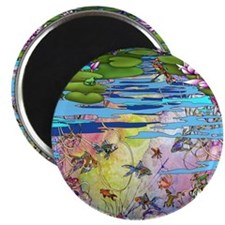 """Water life 2.25"""" Magnet (100 pack)"""