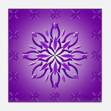 Amethyst Dream by Xen™ Tile Coaster