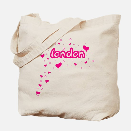 London Spread Tote Bag
