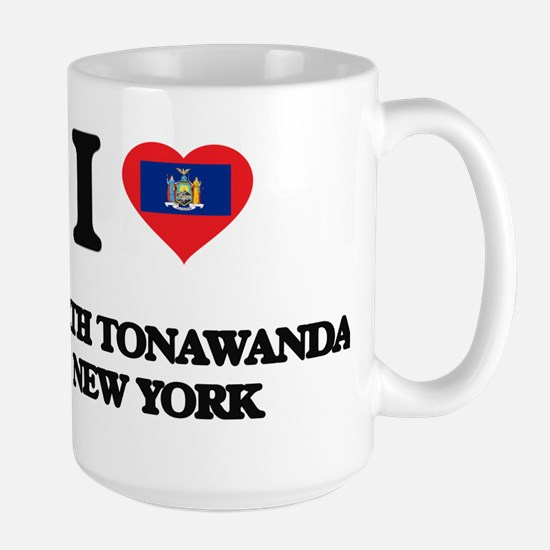 I love North Tonawanda New York Mugs