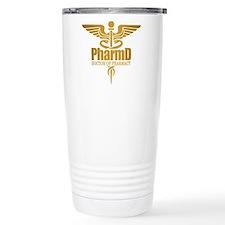 PharmD gold Travel Mug