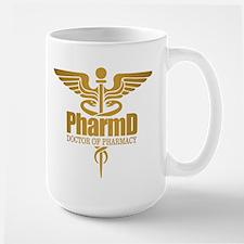 PharmD gold Mugs