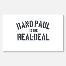 Rand Paul is the real-deal Decal
