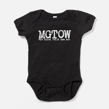 MGTOW Baby Bodysuit
