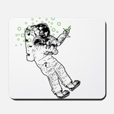 Drunk Astronaut Mousepad
