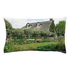 English Cottage Garden Pillow Case