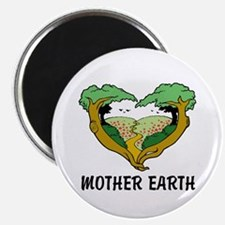 Love Mother Earth Magnets